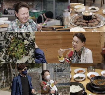 '백반기행' 김수미 평창 출격→일일식객 최초 '손맛' 밥상 대접