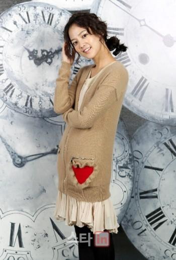 윤승아 `로맨틱 레이디 변신`