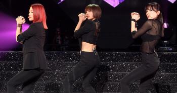 카라 '도발적인 엉덩이 댄스'
