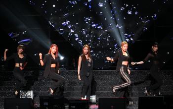 카라, 정규 4집 앨범 발매 쇼케이스