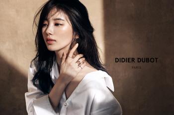 수지, 전지현 이어 광고모델 꿰차..은근히 섹시하게
