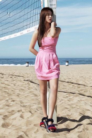 송혜교, 해변의 여인