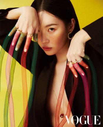 선미, 독특한 패션