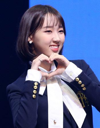 위클리 신지윤, '아름다운 미소'