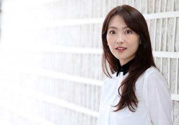 5년만에 한국 복귀한 배우 강지영