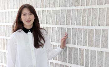 이데일리와 만난 배우 강지영