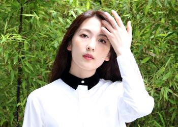 배우 강지영, '시크'