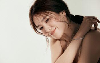 송혜교, 우아한 매력