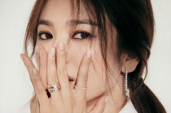 송혜교, 무결점 미모