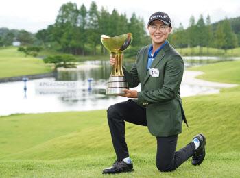 김성현 '국내 최초 먼데이 예전 통과자 우승입니다'
