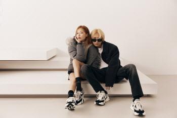현아♡던, 캘빈클라인 F/W 아시아 광고 캠페인