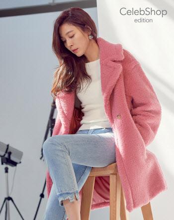 김하늘, 겨울 패션 화보