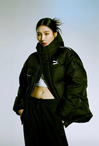 선미, 힙한 겨울 패션 화보 공개