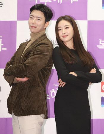 윤현빈-김사랑 '환상 캐미 기대하세요!'