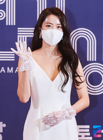 'MBC 연기대상' 박신아, 순백 요정