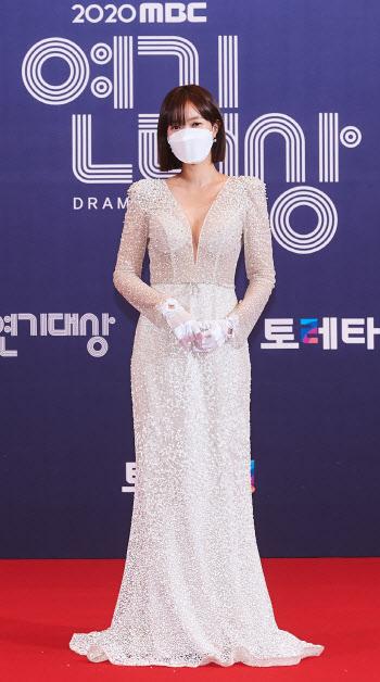 'MBC 연기대상' 임수향 참석