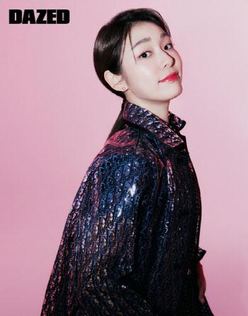 김연아, 디올 화보 '독보적 매력'