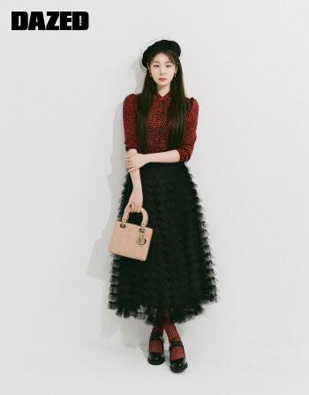 김연아, 디올 패션 '완벽 소화'
