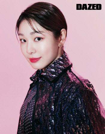 김연아, 디올 화보 '사랑스러워'