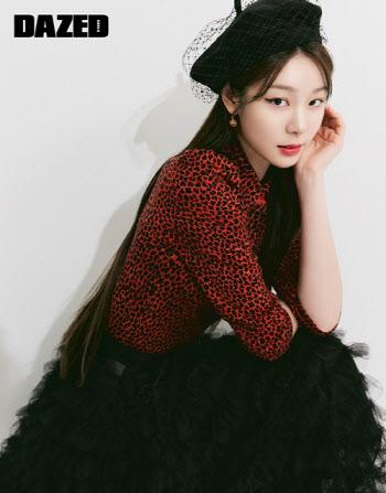 김연아, 디올 화보 '시크 눈빛'