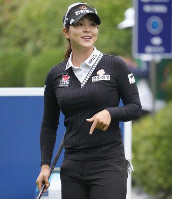 김지현 '즐거운 미소'